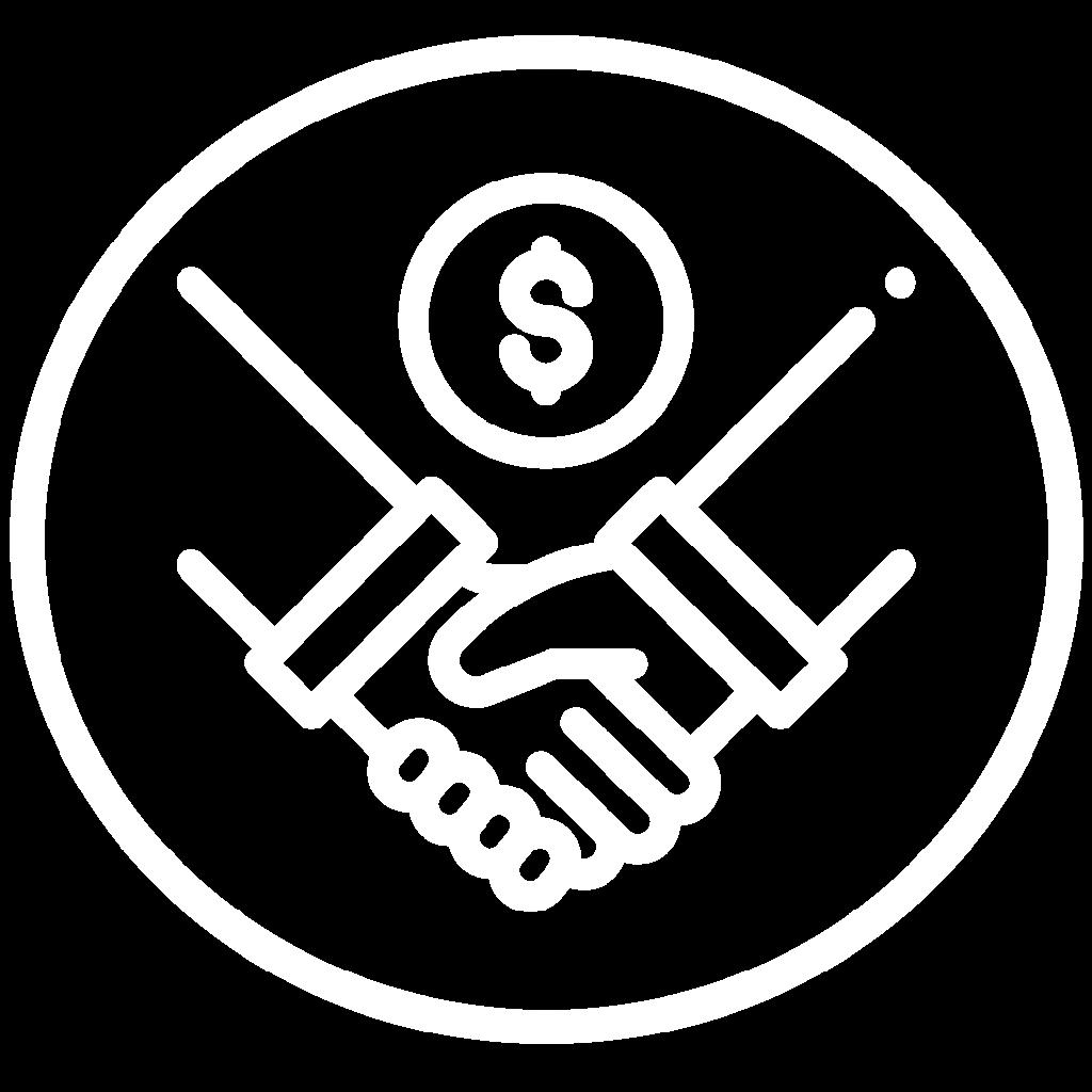 Icône partenaires financiers