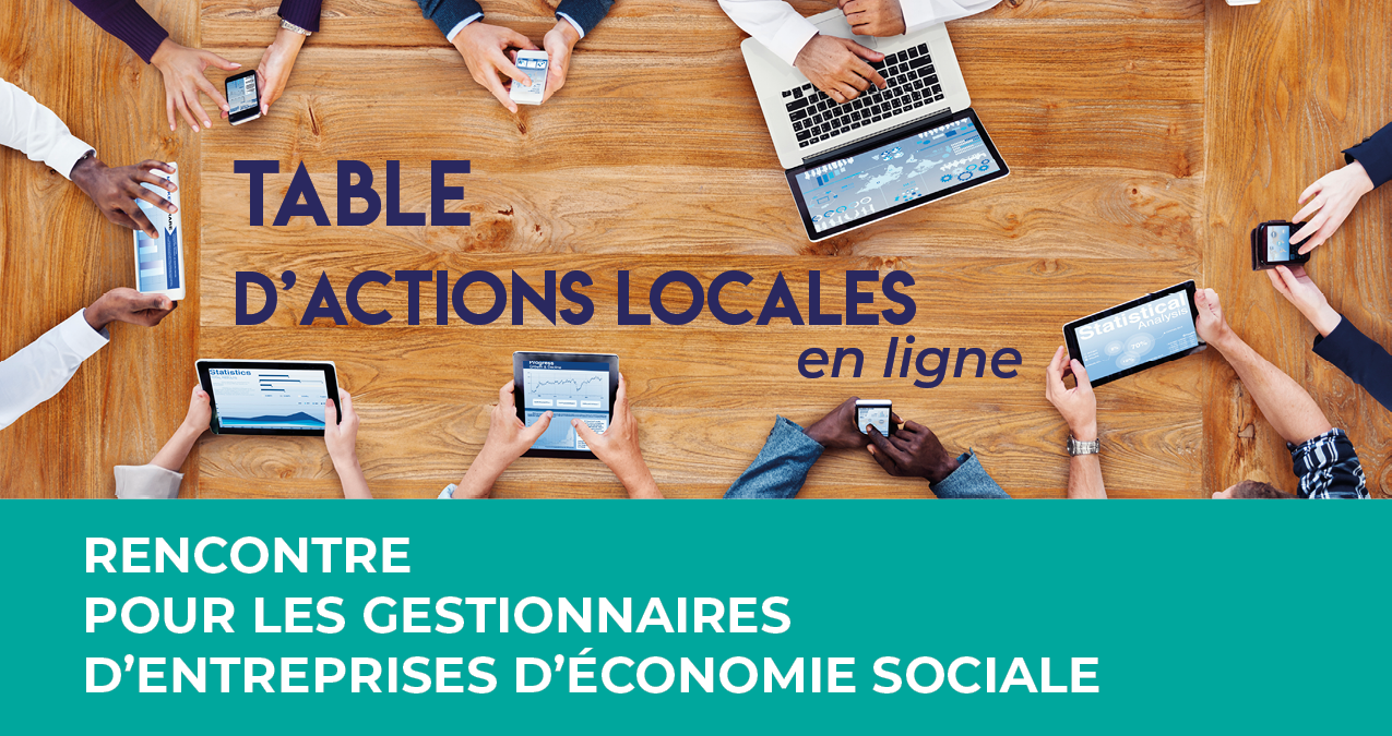 Tables d'actions locales