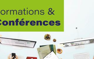 Bannière Formations & conférences