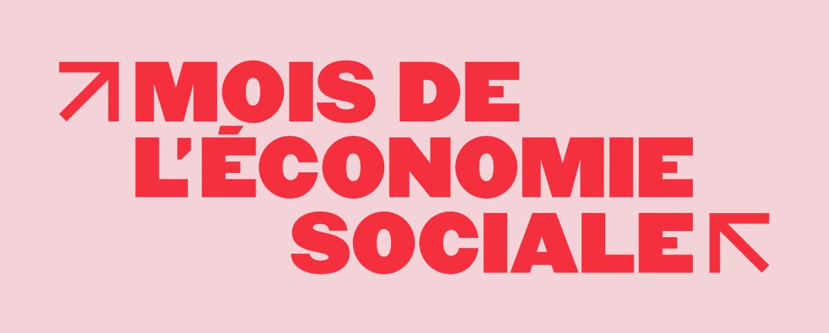 Bannière Mois de l'économie sociale
